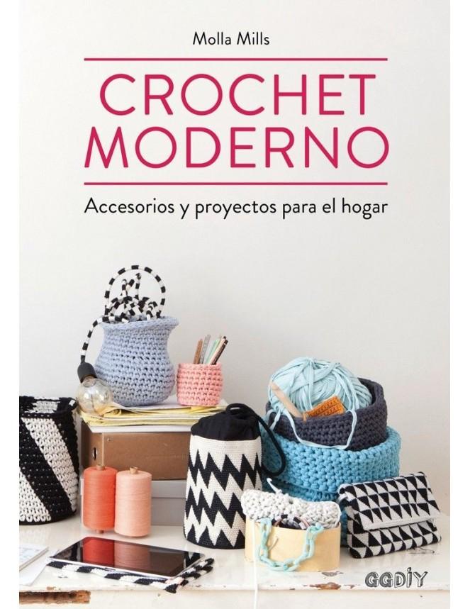 Crochet Moderno de Molla Mills