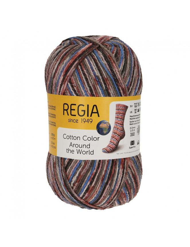 Regia Cotton Color Around...