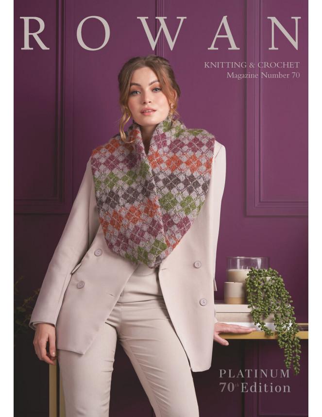 Rowan knitting&crochet 70