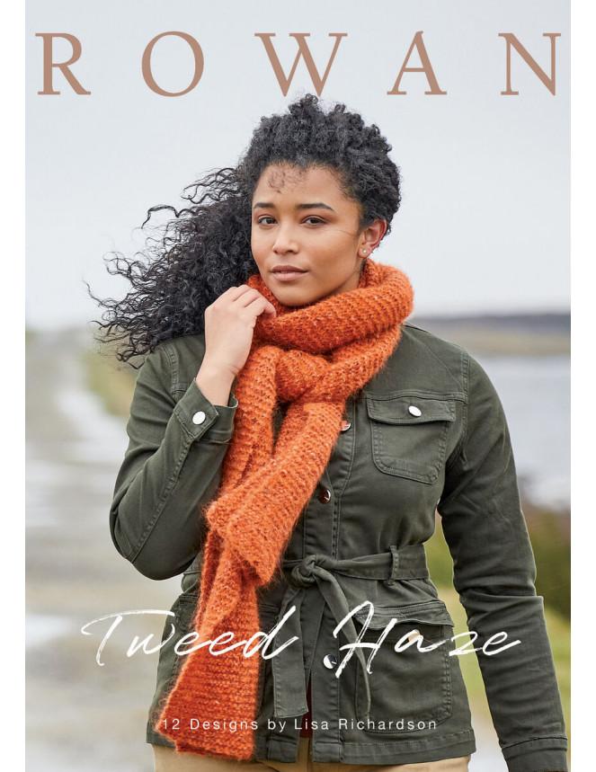 Revista Rowan Tweed Haze
