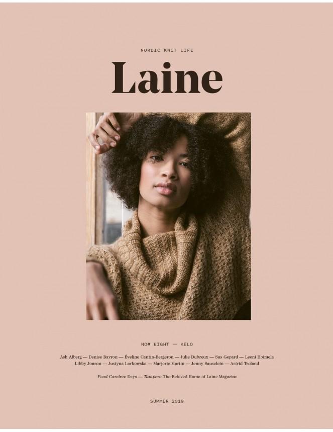 Laine Magazine issue 8
