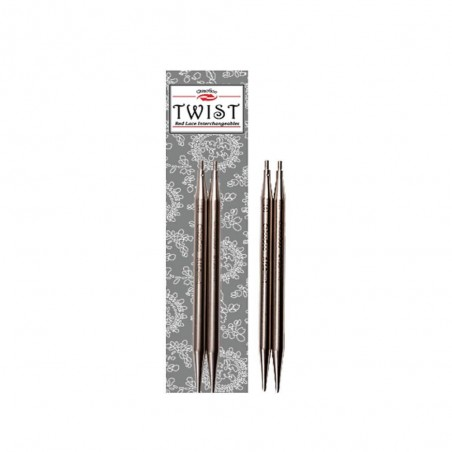 ChiaoGoo Agujas Lace Twist 10cm