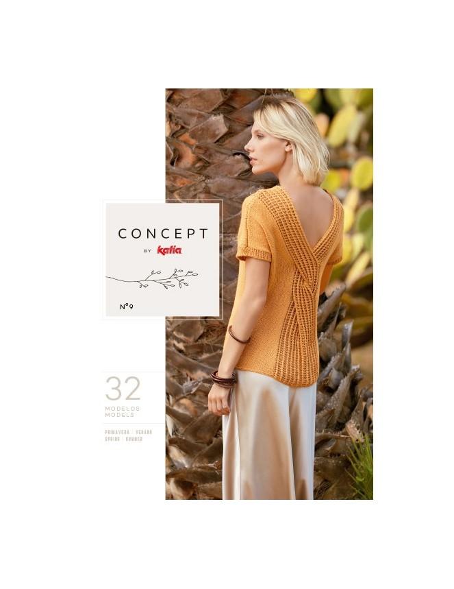 Revista Katia Concept Mujer 9