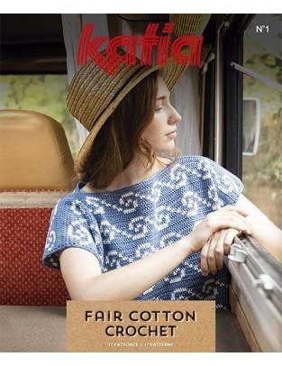 Revista Fair Cotton Katia