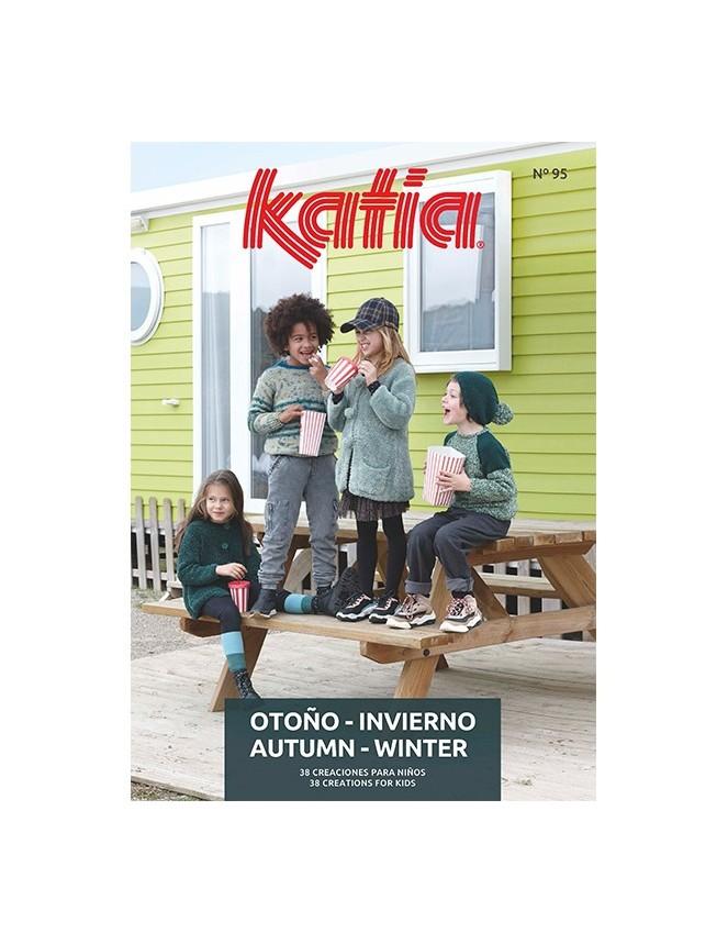 Revista Katia Niños nº95