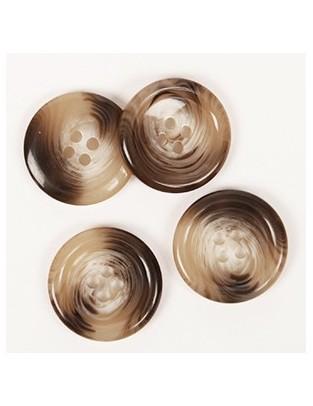 Drops Botón Marble 20mm