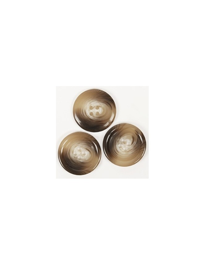 Drops Botón Marble 25mm