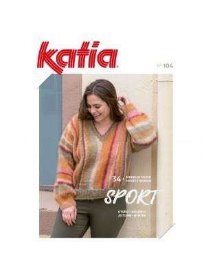 Katia Sport 104 Magazine