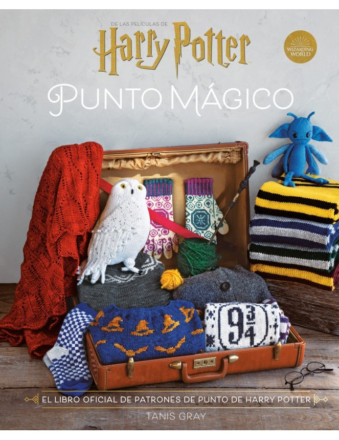 Libro Harry Potter Punto Mágico