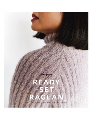 PREVENTA Ready Set Raglan: Pullover Patterns for Every Knitter