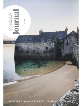 Shetland Wool Adventures Journal