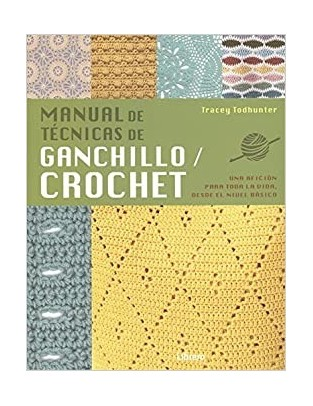 Manual de técnicas de ganchillo/crochet