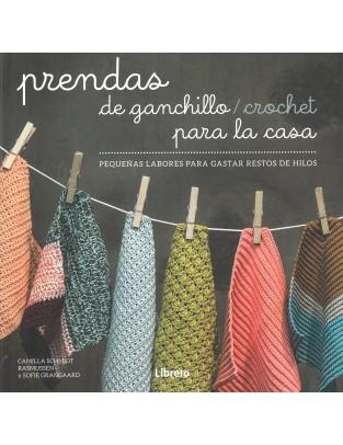 Prendas de ganchillo/crochet para la casa