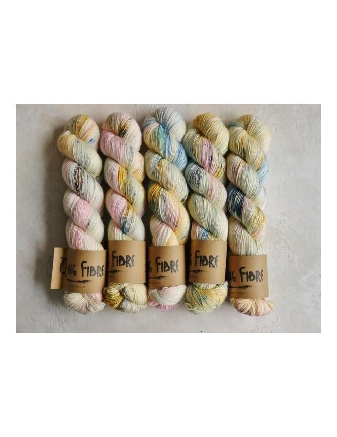 Qing Fibre Super Soft Sock