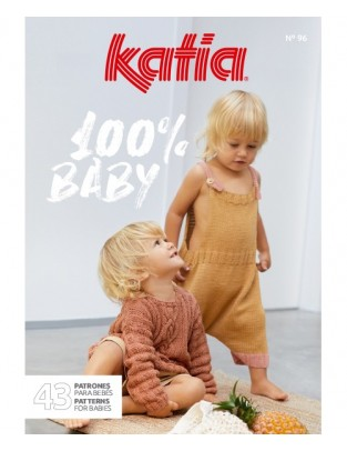 Katia revista Bebé 96