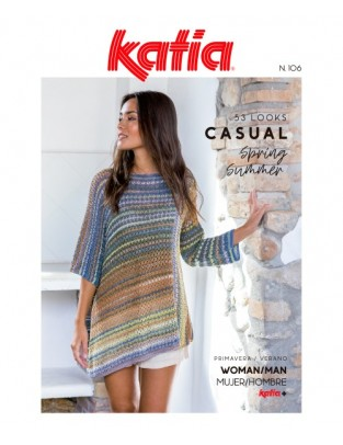 Revista Katia Casual nº106