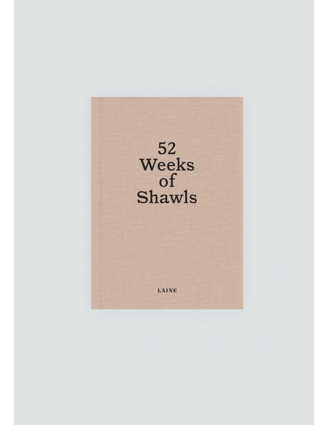52 Weeks of Shawls by Laine PREVENTA