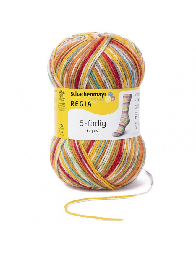 Regia Color 6ply