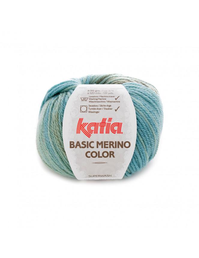 Katia Basic Merino Color