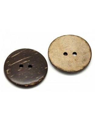 Prym Coconut Shell Button