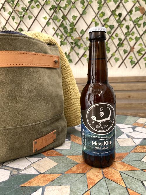 Ibosim beer at Miss Kits