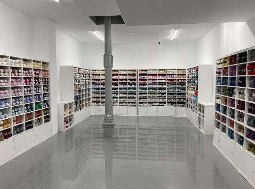 Miss Kits, tienda de lanas en Madrid